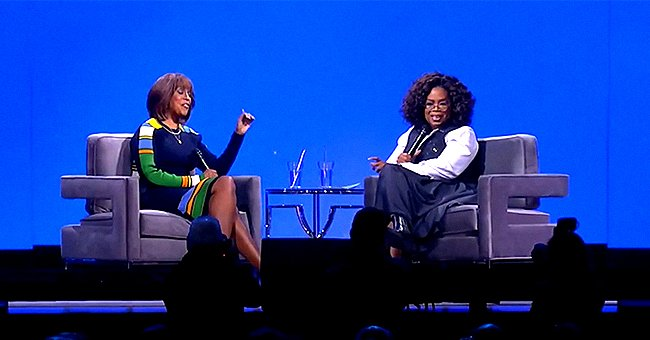 Oprah Winfrey & Gayle King Get Real about Good & Bad Aspects of Their 4-Decade Friendship on 'WW 2020 Vision' Tour