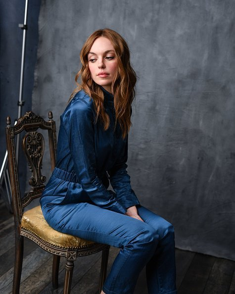 Michelle Mylett poses at the 2017 Juno Awards Portrait Studio on April 1, 2017   Photo: Getty Images