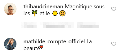 Commentaires des fans. |  Photo : puffdeedee/Instagram