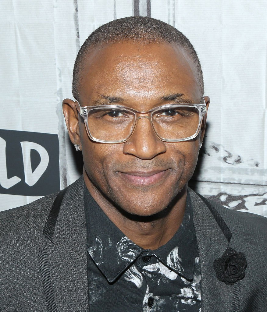 "Actor/comedian Tommy Davidson attends the Build Series to discuss his new book ""Living In Color: What's Funny About Me"" at Build Studio 