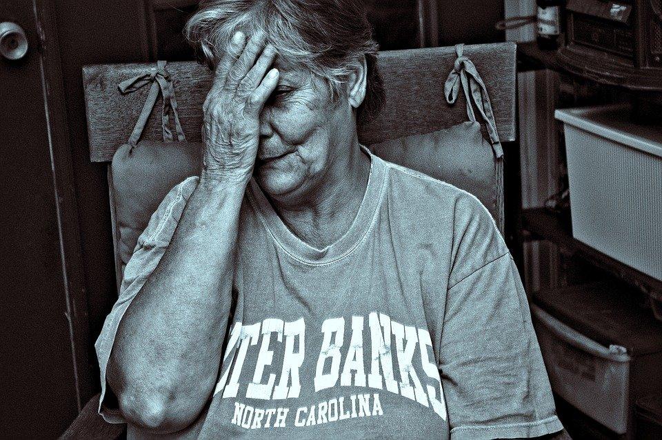Une femme âgée. l Photo : Pixabay.