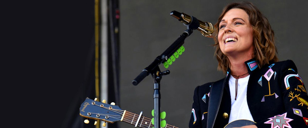 Brandi Carlile Is a LGBTQ+ Mom — What She's Said about Raising 2 Daughters with Wife Catherine Shepherd