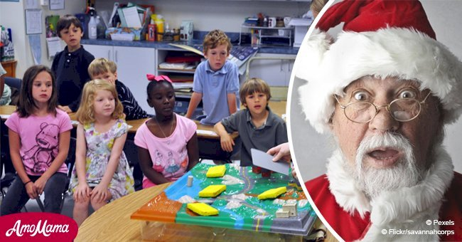 New Jersey first-graders reportedly learn at school that Santa isn't real
