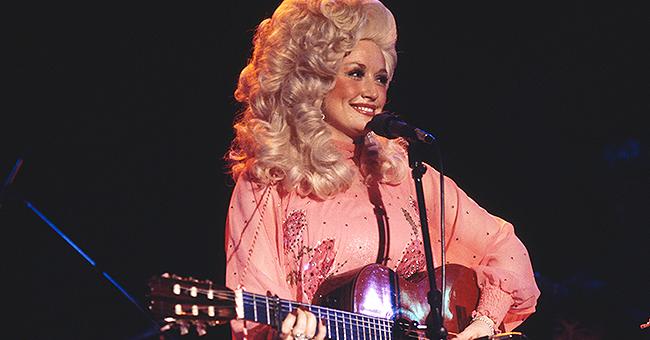 Dolly Parton Wows Mick Jagger and John Belushi at New York's Bottom Line