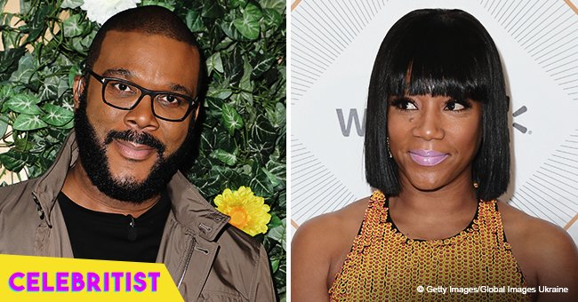 Tyler Perry makes Tiffany Haddish 'cry so hard' after surprise $80k gift