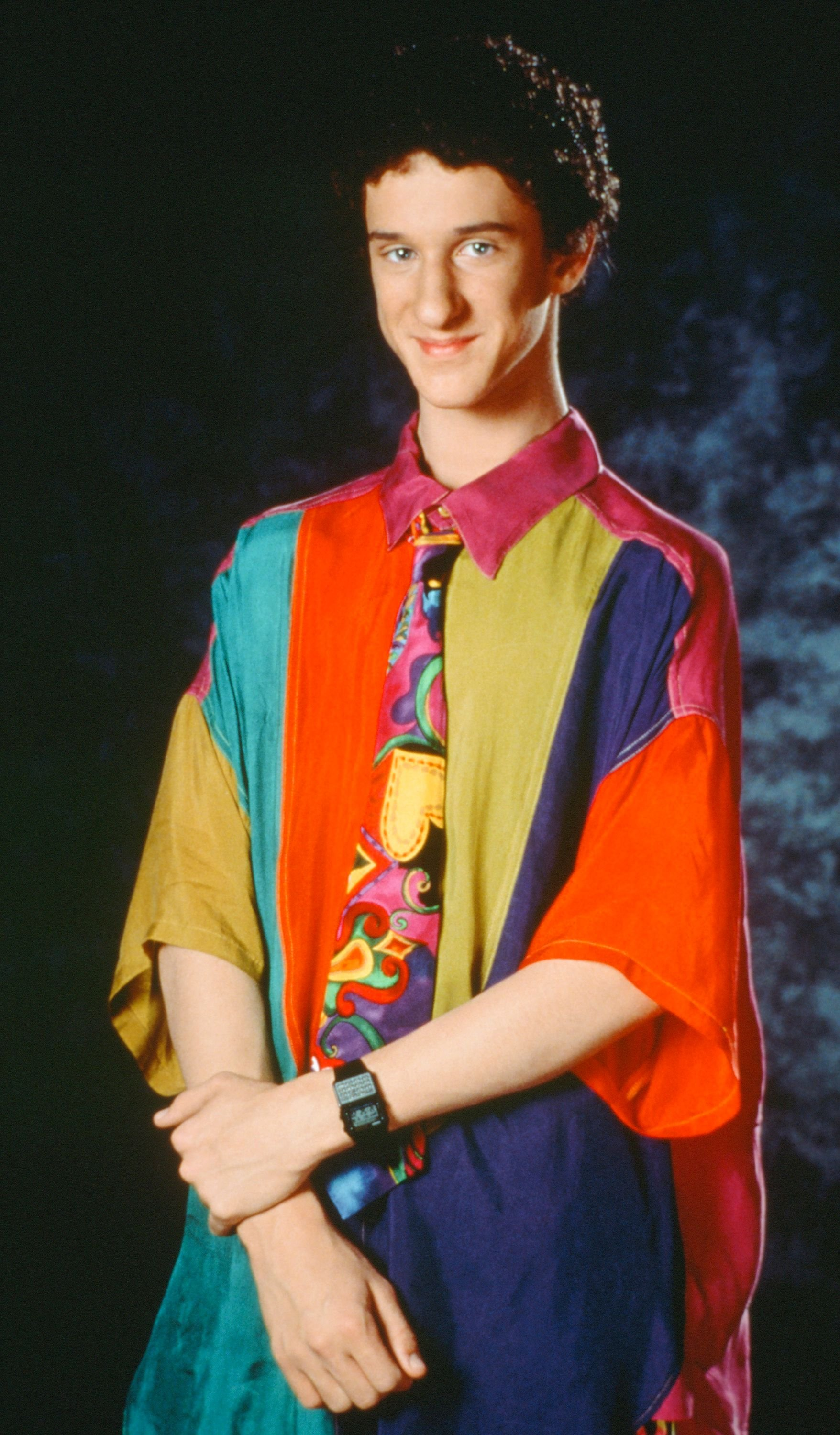 """Dustin Diamond as Screech Powers IN """"Saved By The Bell""""   Source: Getty Images"""