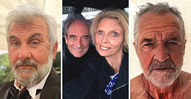FaceApp a permis à nos stars préférées de vieillir, les clichés sont surprenants