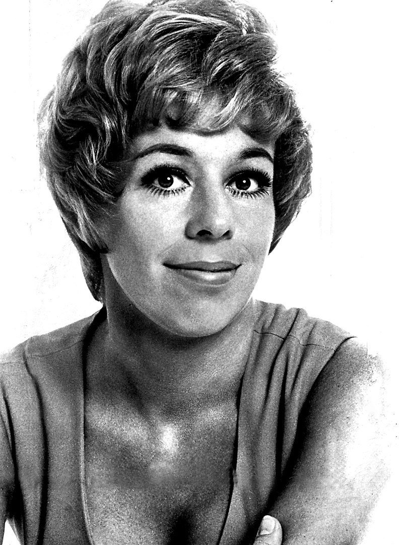 Publicity photo of Carol Burnett in 1974 | Photo: Wikimedia Commons Images