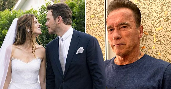 Arnold Schwarzenegger Never Thought Daughter Katherine Would Marry an Actor