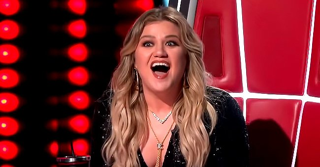 'The Voice' Judge Kelly Clarkson Was Blown Away by Performer Who Covered Her Song 'I Dare You'