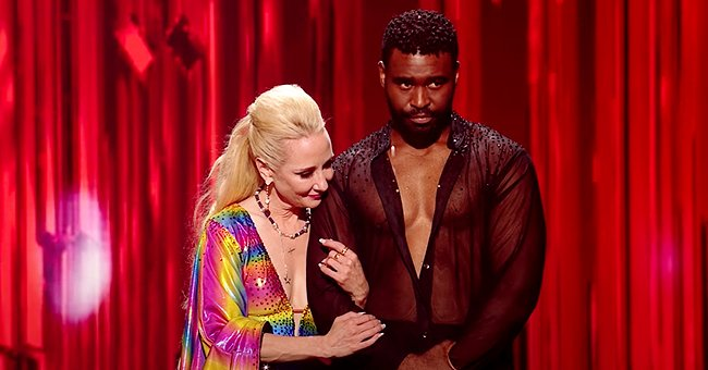 Anne Heche's DWTS Partner Keo Motsepe Reacts to Tyra Banks' Error — Here's What He Said