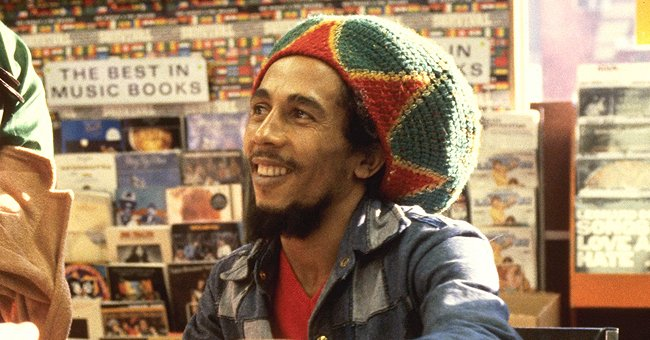 Bob Marley's Granddaughter Judah Takes Care of Her Dad Ziggy's Locks in a Heartwarming Photo