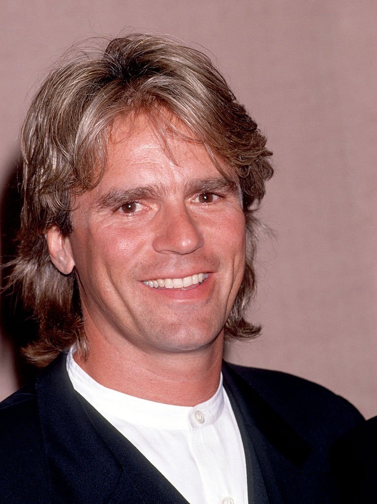Richard Dean Anderson le 9 novembre 1991. l Source : Getty Images