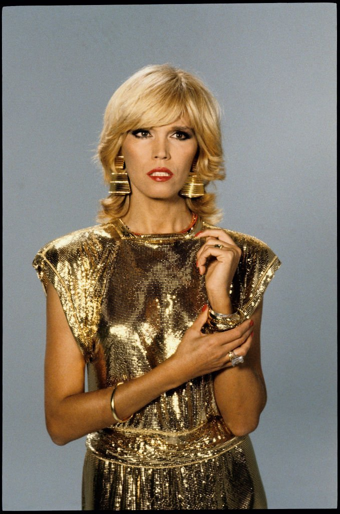 Amanda Lear en 1979. | Photo: Getty Images