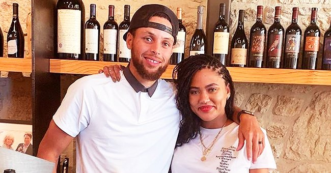 Stephen Curry's Wife Ayesha Poses in Mom Jeans That He Loathes in a Recent Photo