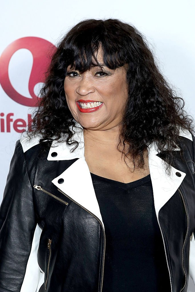 """Comedy actress Jackée Harry attends the 2016 live show and holiday party of """"Vivica's Black Magic"""" premiere in Los Angeles. 