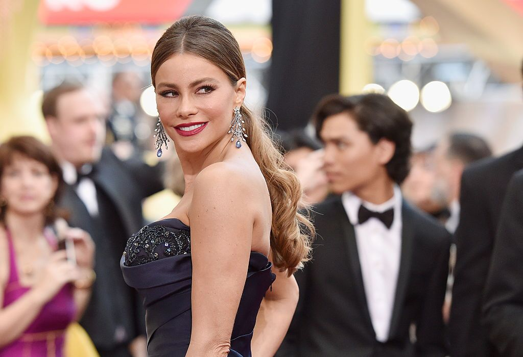 Sofia Vergara attends the 88th Annual Academy Awards at Hollywood & Highland Center on February 28, 2016 in Hollywood, California | Photo: Getty Images