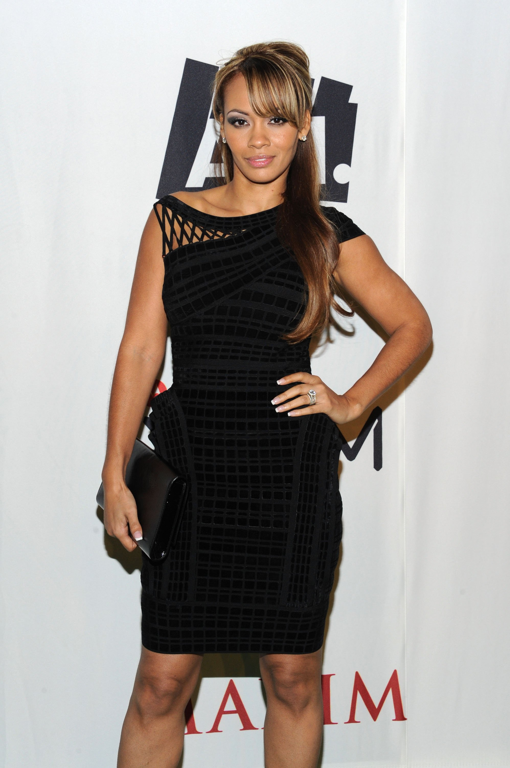 Evelyn Lozada at the Maxim Party on February 5, 2011 in Dallas, Texas | Photo: Getty Images