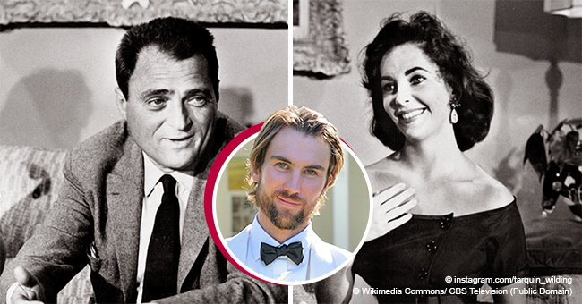 Elizabeth Taylor's Grandson Is All Grown up and Inherited the Best Features of His Grandparents