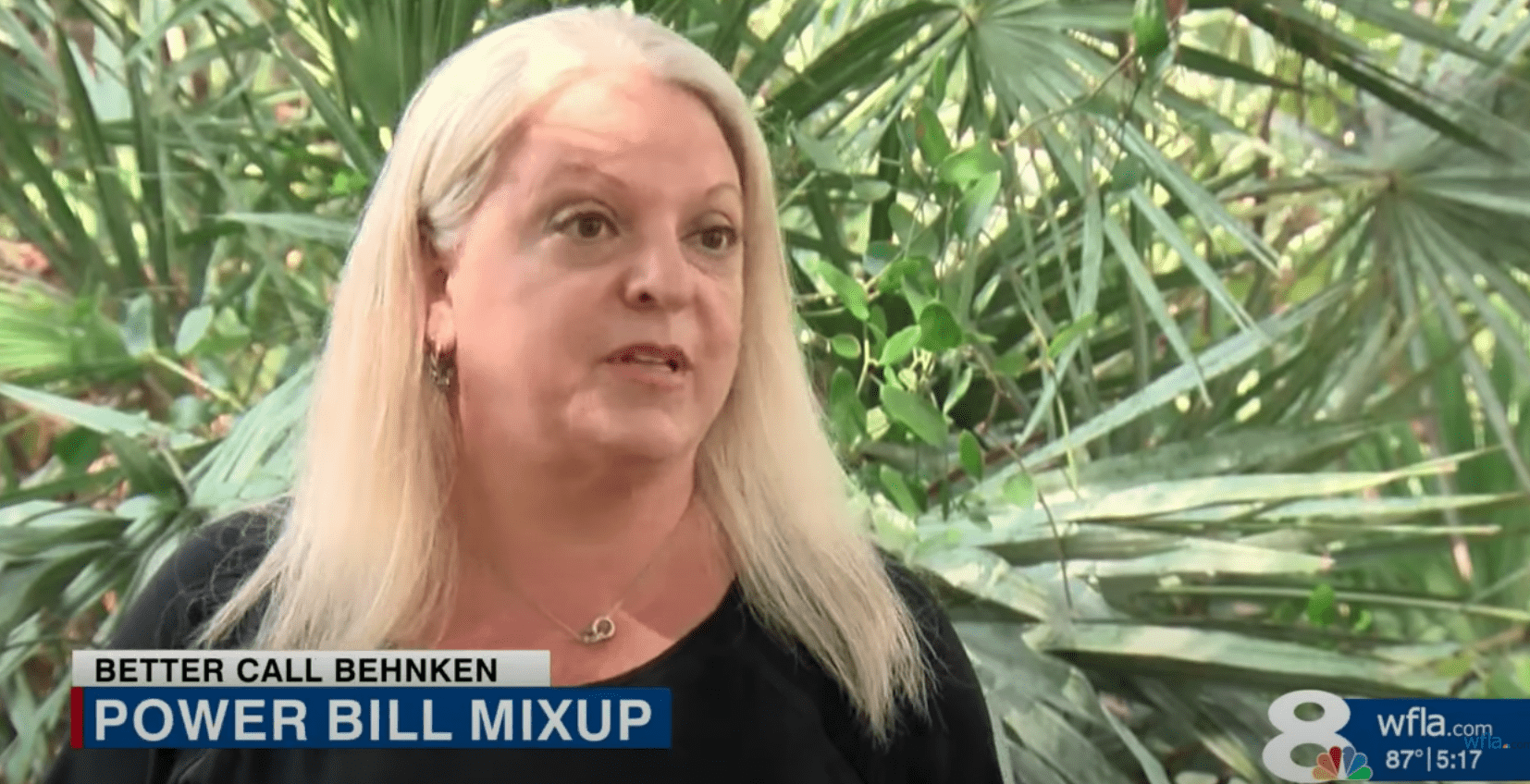 Woman shares that her mother's account was debited incorrectly and as a result they struggled to pay all of her living expenses   Photo: Youtube/WFLA News Channel 8