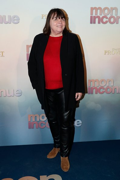 Myriam Boyer au Cinéma UGC Normandie le 01 avril 2019 à Paris, France. | Photo : Getty Images