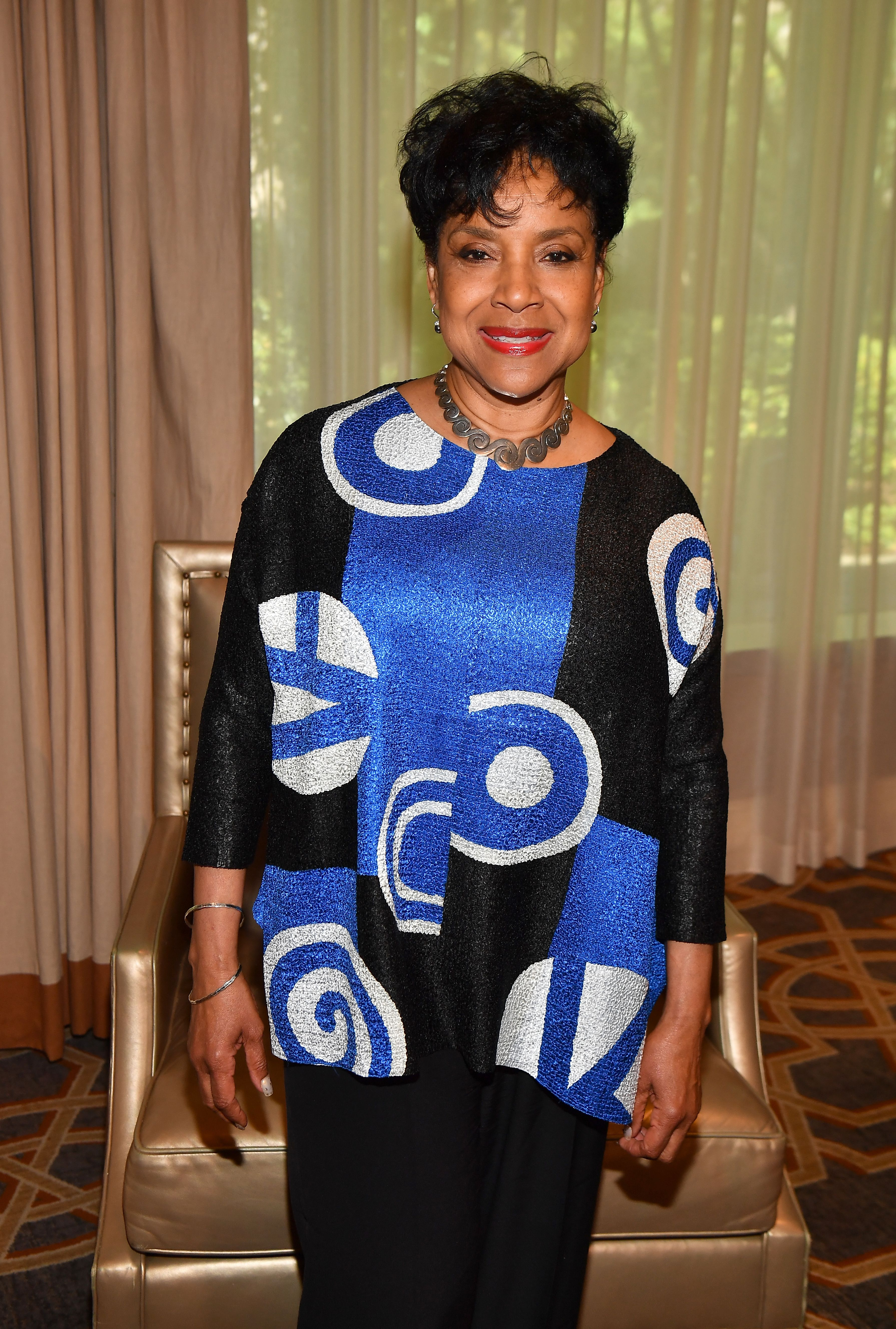 Phylicia Rashad at the True Colors Applauds Awards Brunch on June 01, 2019 in Atlanta. | Photo: Getty Images
