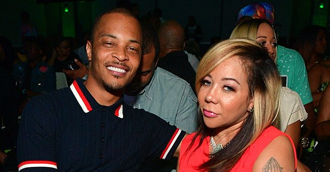 See the Moment That Had Tiny Harris Feeling Nostalgic in This Romantic Pic with Her Husband TI