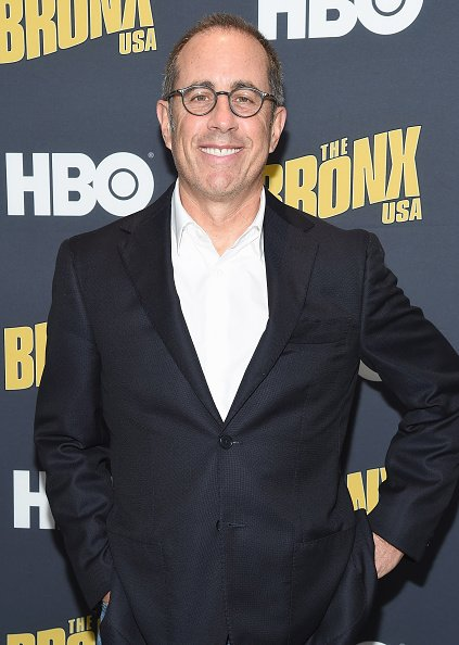 Jerry Seinfeld at Hudson Yards on October 28, 2019 in New York City. | Photo: Getty Images