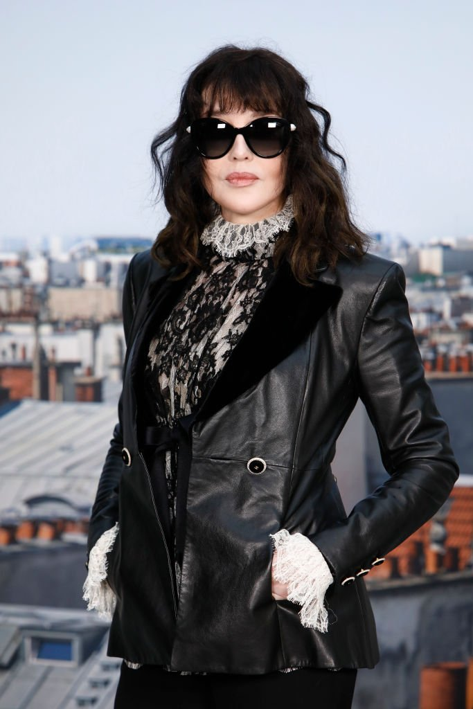 Isabelle Adjani le 1er octobre 2019 à Paris. l Source : Getty Images