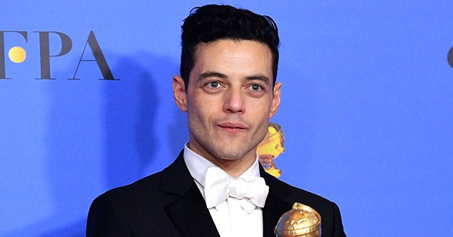 Rami Malek at the 76th Annual Golden Globe Awards on January 6, 2019 in Beverly Hills, California.   Photo: Getty Images
