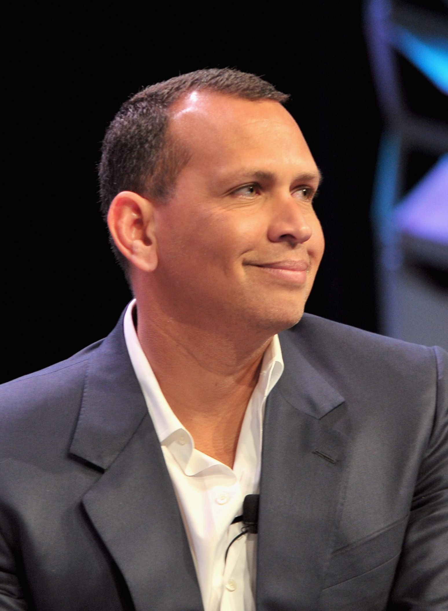 Alex Rodriguez onstage at Alex Rodriguez: Baseball, Business & Redemption w/CNBC during SXSW at Austin Convention Center on March 12, 2018 in Austin, Texas | Photo: Getty Images