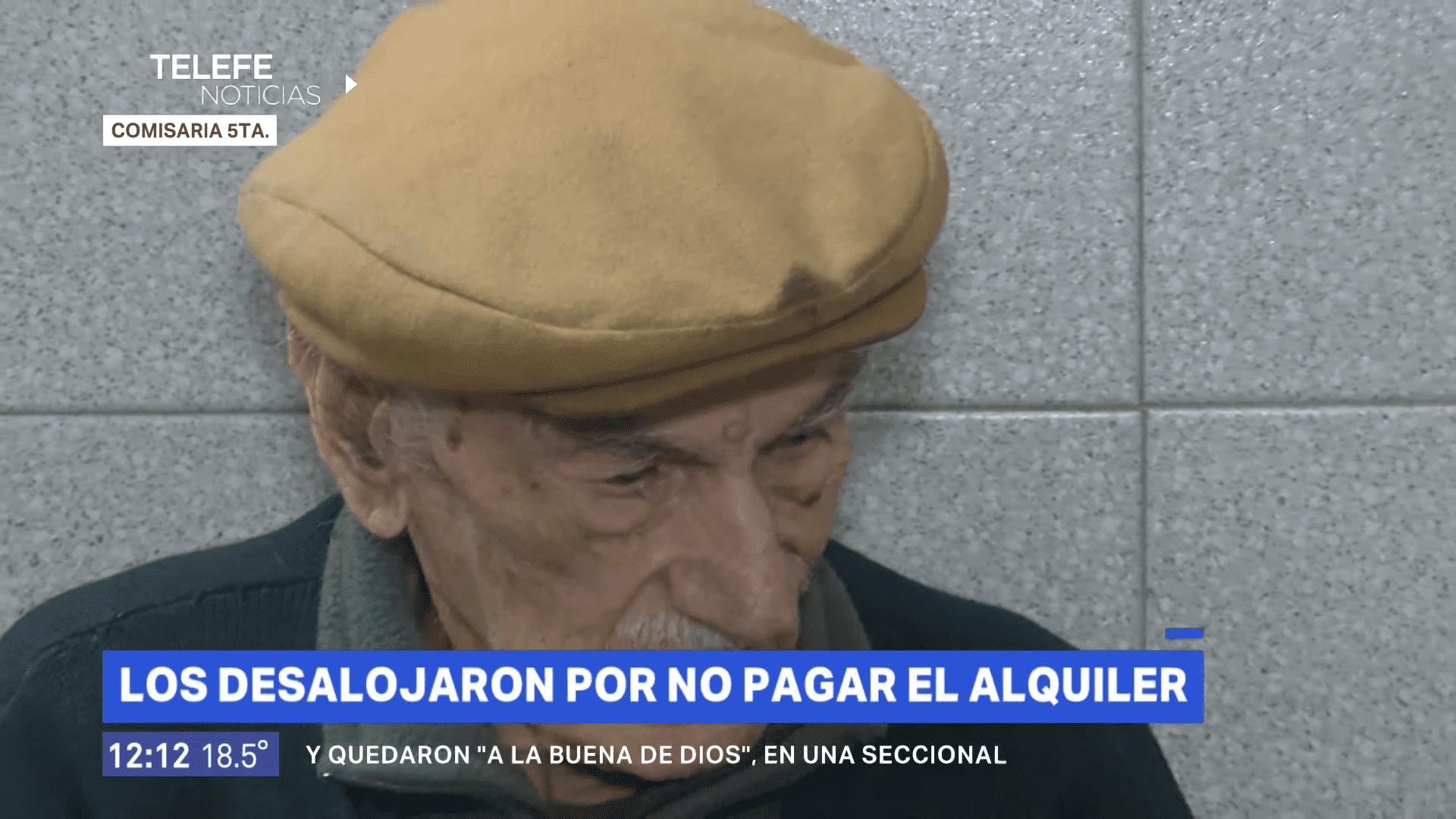 Hugo en entrevista │Imagen tomada de: YouTube / Telefe Rosario