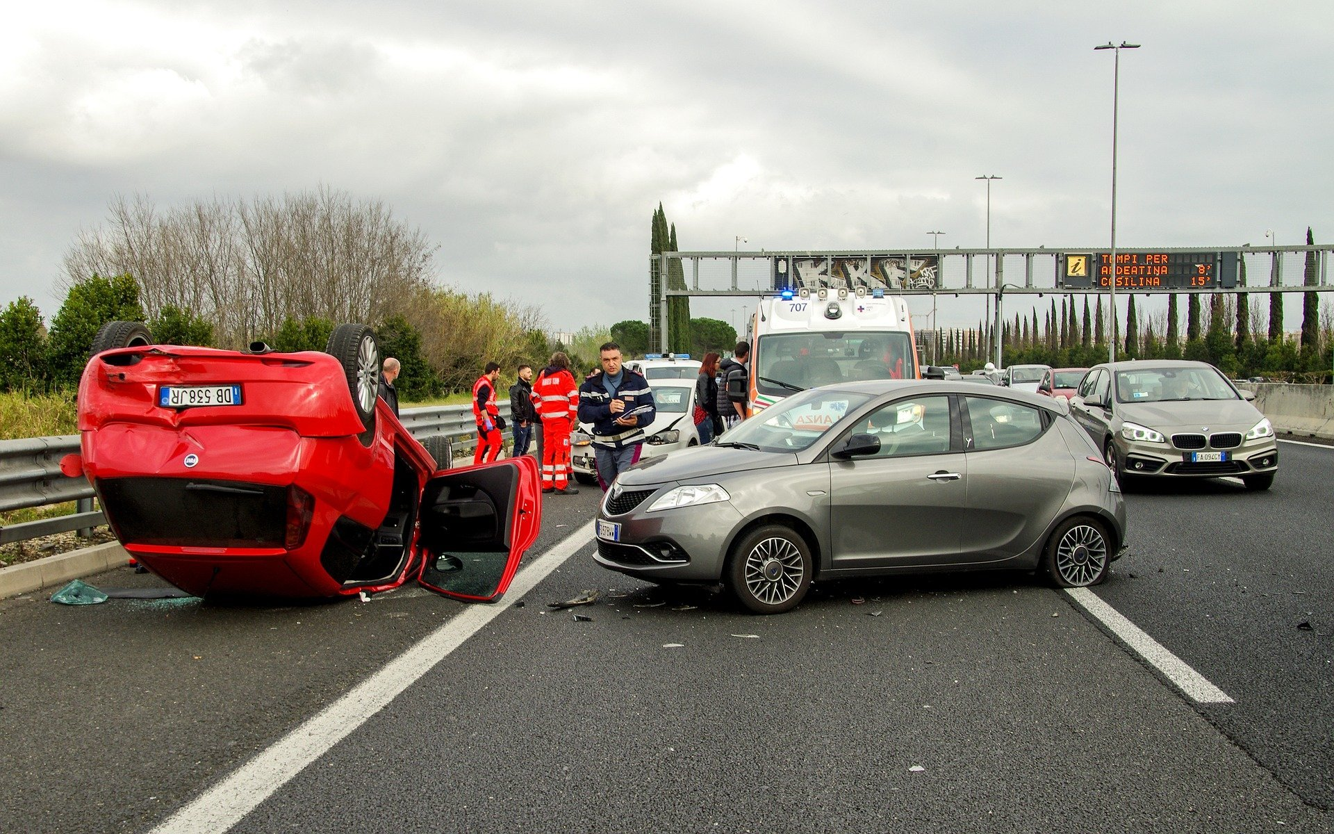 Car accident clash | Source: Pixabay