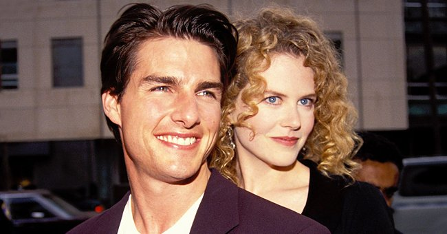 Nicole Kidman Remembers Being Happily Married to Ex Tom Cruise While Making 'Eyes Wide Shut'