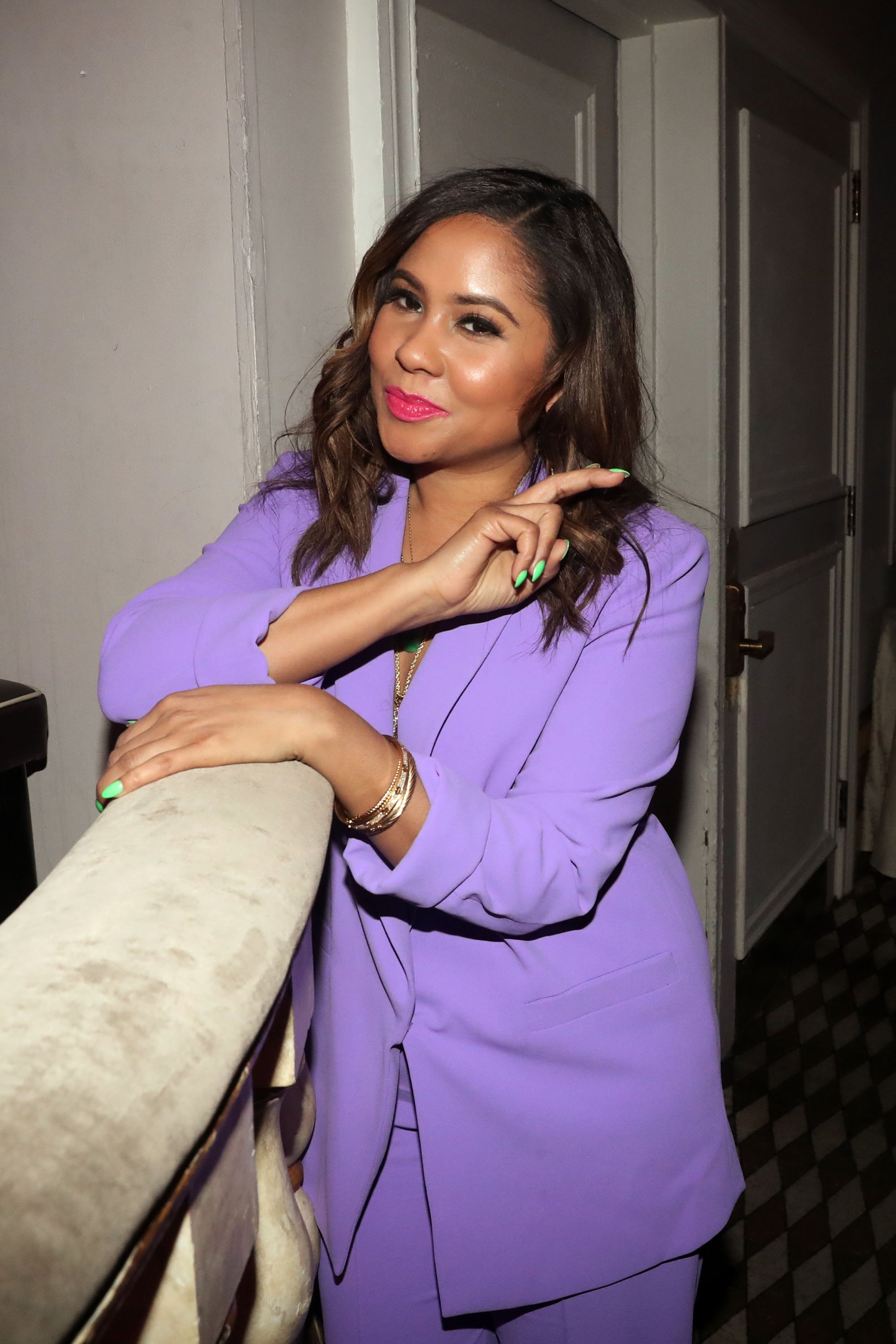 Angela Yee at the AFUWI 22nd Annual Legacy Awards Gala on Feb. 27, 2019 in New York City | Photo: Getty Images