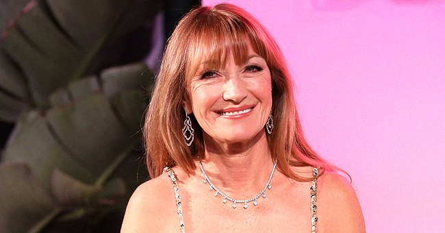 Jane Seymour Dazzled on Red Carpet during Rare Outing with Her Kids at Open Hearts Foundation Gala