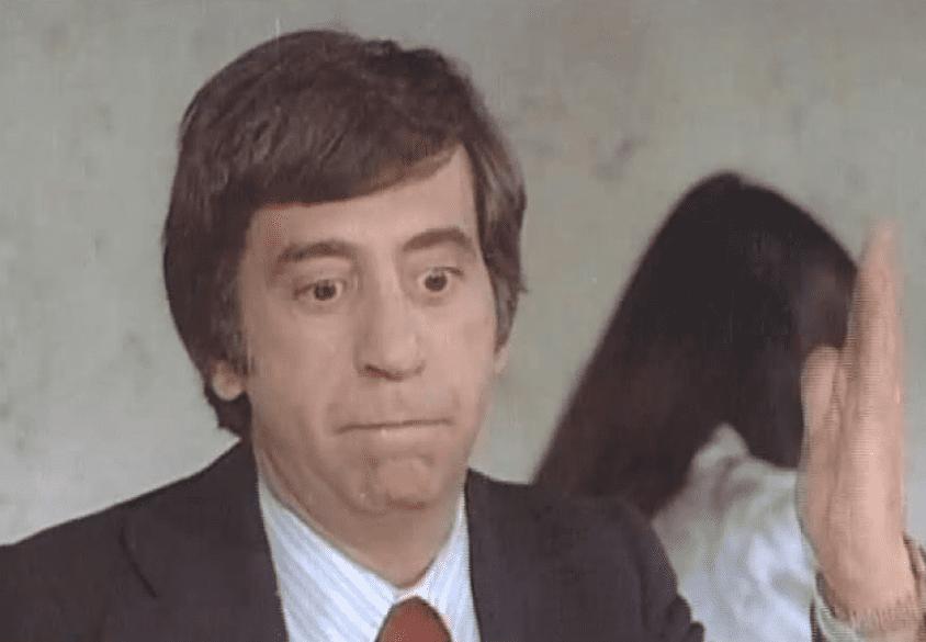 Joe Rigoli, comediante argentino. | Imagen: YouTube/ai.pictures Español