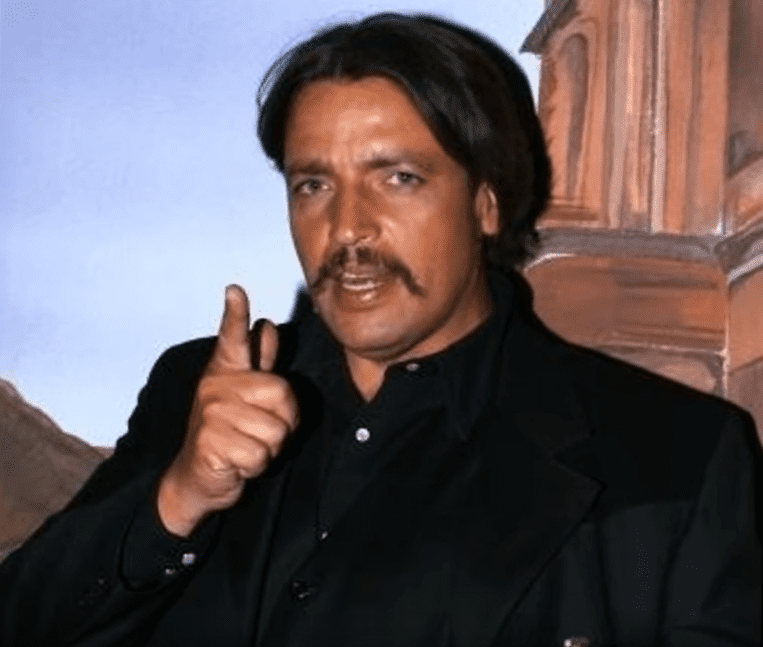 Rafael Rojas, actor de telenovelas entre los años 80 y 90.   Imagen: YouTube/Flash Farandula