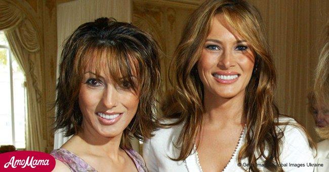 Life of Melania Trump's Older Sister Ines Knauss
