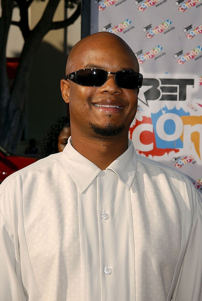 "Actor Todd Bridges arrives to the ""First-Ever"" BET Comedy Awards at the Pasadena Civic Auditorium 