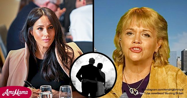 Meghan Markle's sister Samantha bashes on the Royal Christmas card for what it pictures