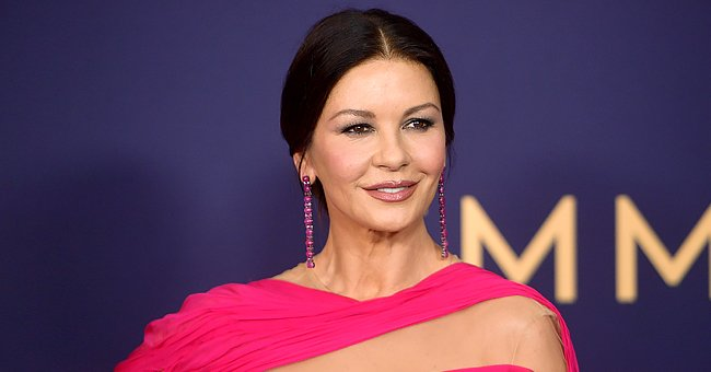Catherine Zeta-Jones Opens up about Spending Quarantine with Michael Douglas and Their Kids