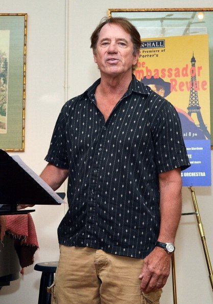Tom Wopat at 853 Studios on June 23, 2014 in New York City. | Photo: Getty Images