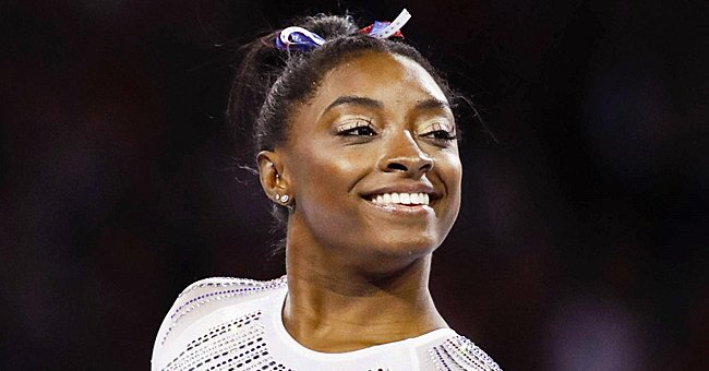 Simone Biles Flaunts Her Figure in a 2021 Picture with Her Boyfriend Jonathan Owens – See Their Romantic Pic Here