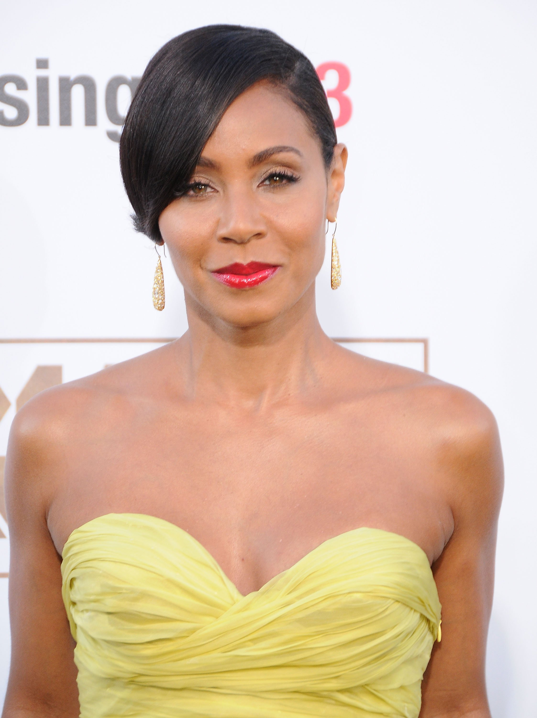 Actress Jada Pinkett Smith arrives at the Los Angeles World Premiere of Warner Bros. Pictures 'Magic Mike XXL' at TCL Chinese Theatre on June 25, 2015 in Hollywood, California | Photo: Gettymages