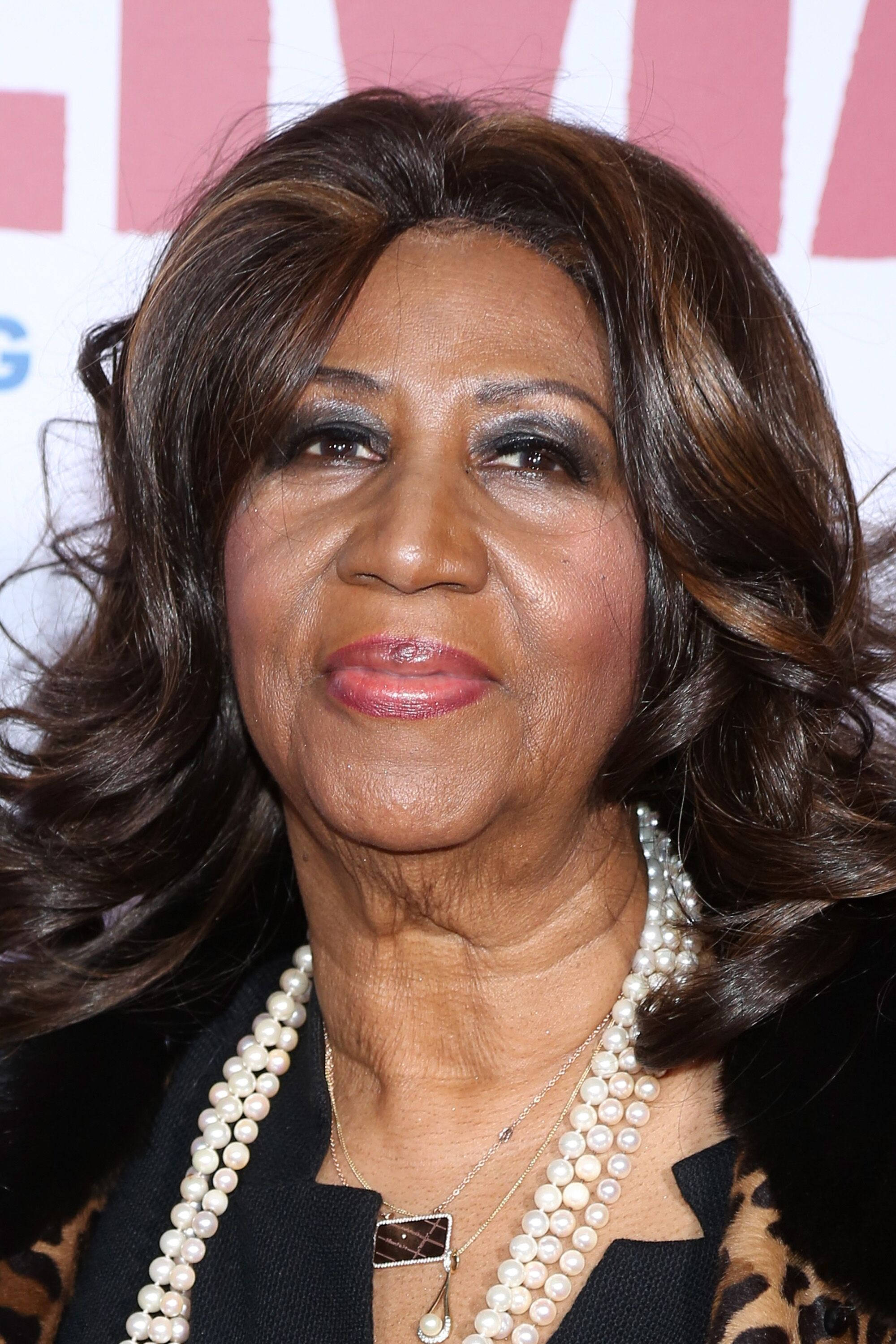 "Singer Aretha Franklin attends the ""Selma"" New York Premiere at Ziegfeld Theater on December 14, 2014 in New York City 