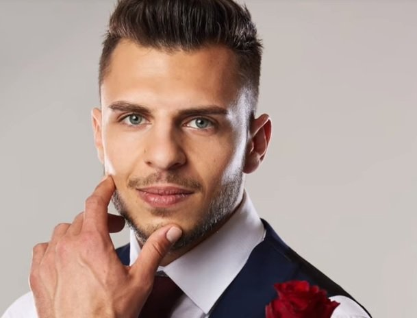 Tim Stammberger, Bachelorette 2019 | Quelle: YouTube / gofeminin