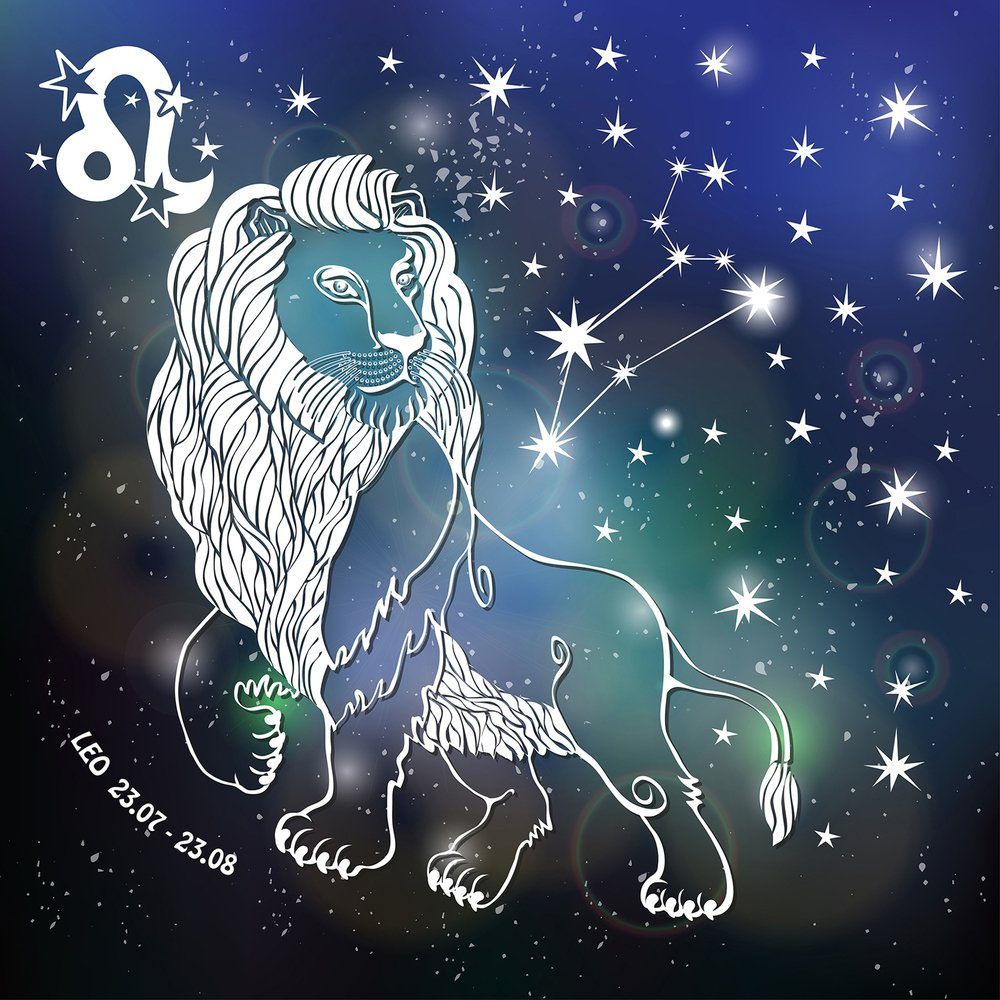 A photo of a Leo sign. | Photo: Shutterstock