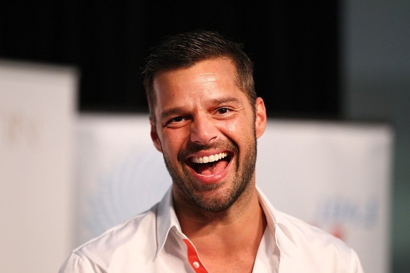 Ricky Martin on May 9, 2013 in Sydney, Australia | Photo: Getty Images