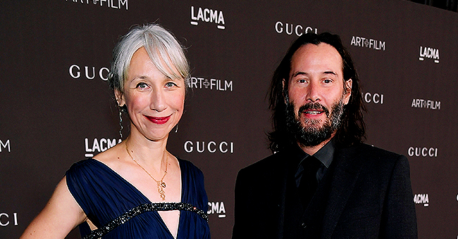 People: Keanu Reeves Is in a Relationship with Alexandra Grant & Is Happy and Grateful to Have Her in His Life